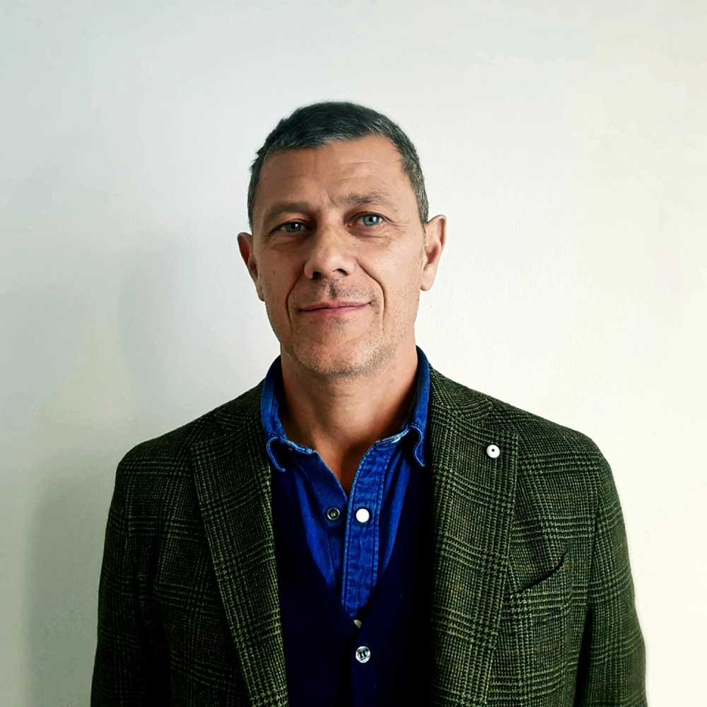 Luca Fossi, direttore del Centro Vittoria